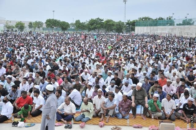 Mass gathering at Eid prayer shows our solidarity and unity: Islamic Minister