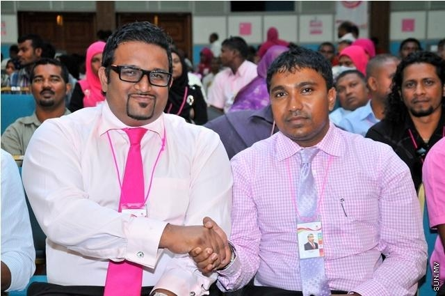 Adheeb and Ilham elected as vice presidents of PPM
